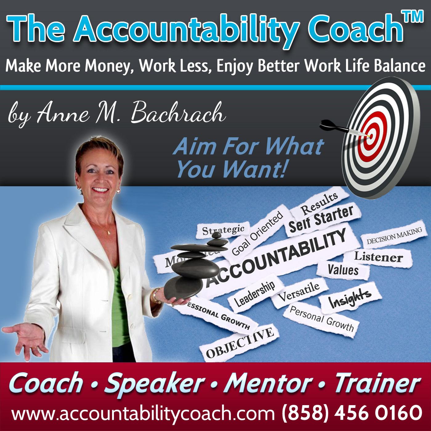 Wheel of Life Podcast: Business Productivity Accountability