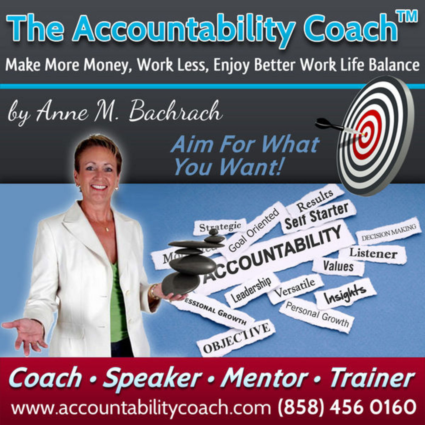 <![CDATA[Wheel of Life Podcast: Business|Productivity|Accountability]]>